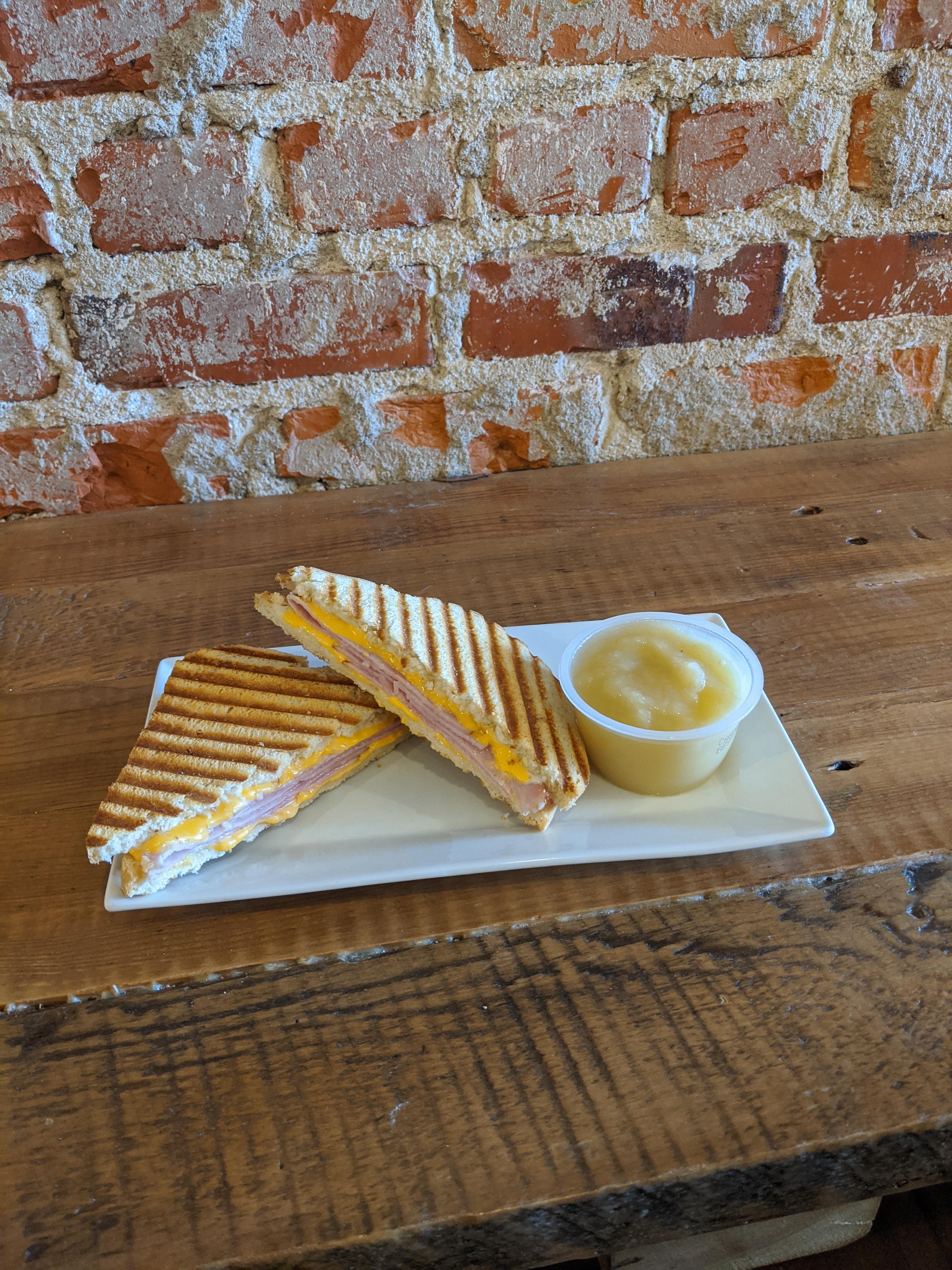 Kids Meat & Cheese Sandwich
