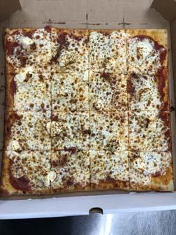 Build Your Own Pizza - Medium