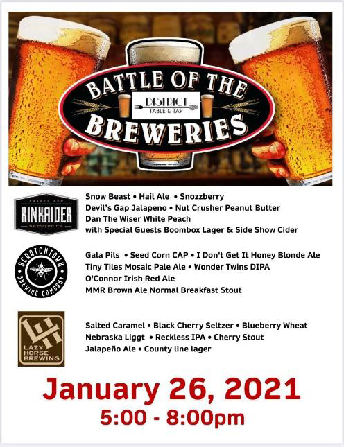 Battle Of Breweries